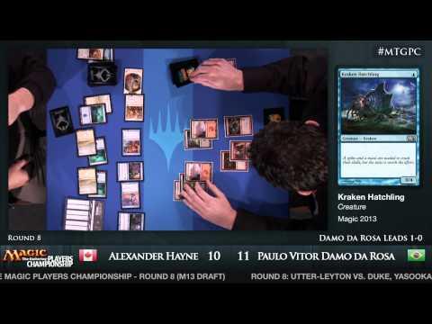 2012 Players Championship: Round 8