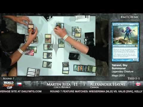World Magic Cup 2012: Round 7