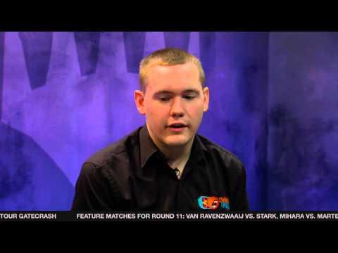 Pro Tour Gatecrash Round 11 - Don van Ravenswaaij vs Ben Stark