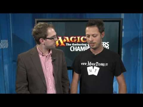 2012 Players Championship Deck Tech: RUG Delver with Samuele Estratti