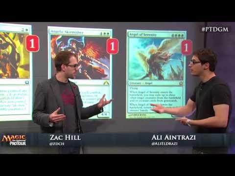 Pro Tour Dragon's Maze Deck Tech: Selesnya Midrange with Ali Aintrazi