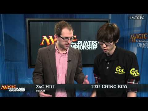 2012 Players Championship Deck Tech: Affinity with Tzu-Ching Kuo