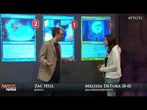 Pro Tour Gatecrash Deck Tech - Bant Control with Melissa DeTora