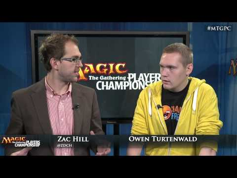 2012 Players Championship Deck Tech: Zoo with Owen Turtenwald