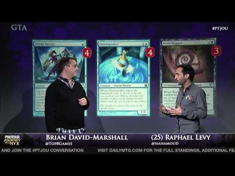 Pro Tour Journey into Nyx Deck Tech - Raphael Levy with GTA