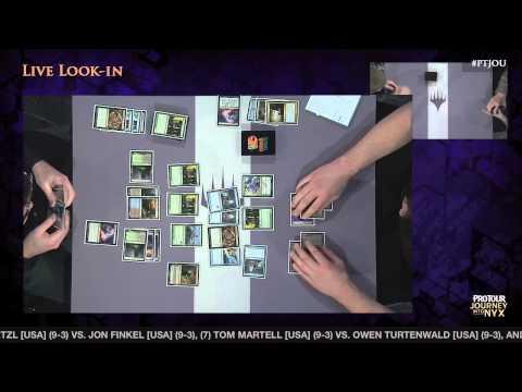 Pro Tour Journey into Nyx - Round 13 (Block) - Paul Rietzl vs. Jon Finkel