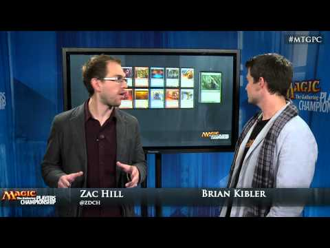 2012 Players Championship: Draft Tech with Brian Kibler