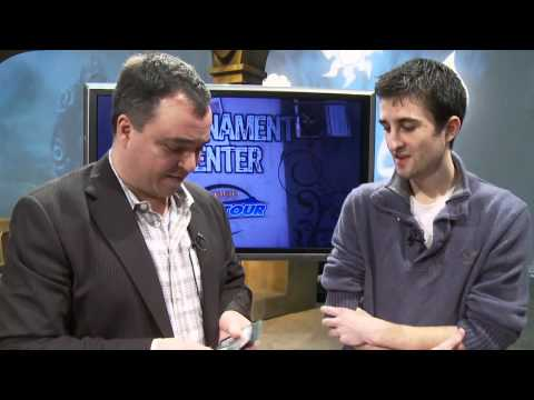 Worlds 2010 Deck Tech: Steel Artifact with Jonathan Smithers