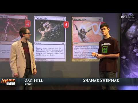 Pro Tour Return to Ravnica Deck Tech: UWR Delver with Shahar Shenhar