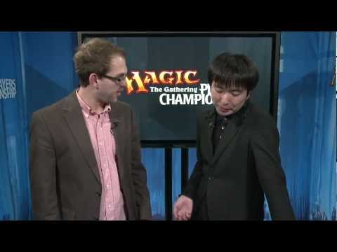 2012 Players Championship Deck Tech: Jund with Shuhei Nakamura
