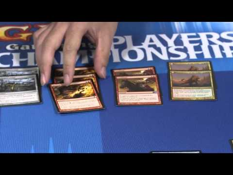 2012 Players Championship Deck Tech: Eternal Command with Shouta Yasooka
