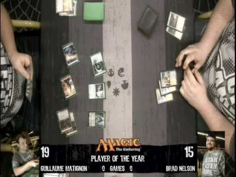 Pro Tour Paris 2011: Player of the Year Showdown, Game 1
