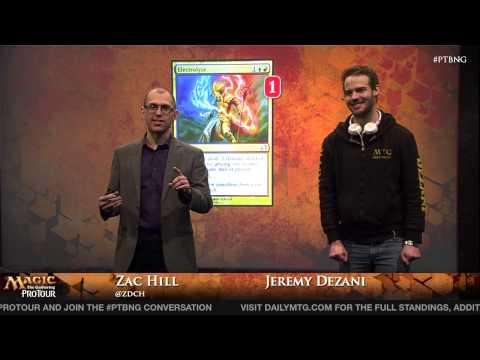 Pro Tour Born of the Gods Modern Deck Tech: UWR Geist with Jeremy Dezani