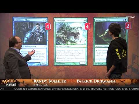 Pro Tour Born of the Gods Modern Deck Tech: Tarmo Twin with Patrick Dickmann