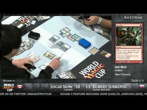 World Magic Cup 2012: Round 4