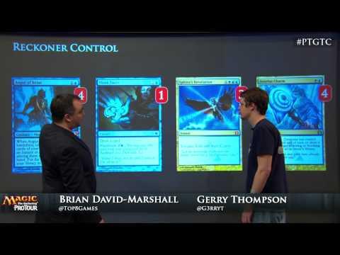 Pro Tour Gatecrash Deck Tech: Reckoner Control with Gerry Thompson
