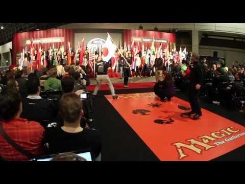 2010 Worlds: Opening Ceremony