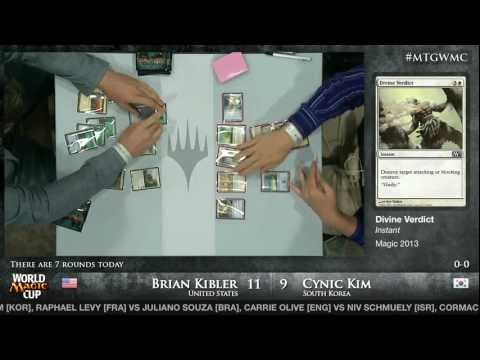 World Magic Cup 2012: Round 1