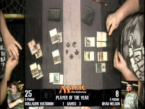 Pro Tour Paris 2011: Player of the Year Showdown, Game 5