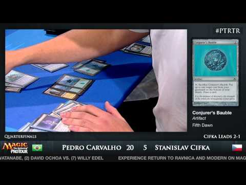Pro Tour Return to Ravnica Quarterfinals