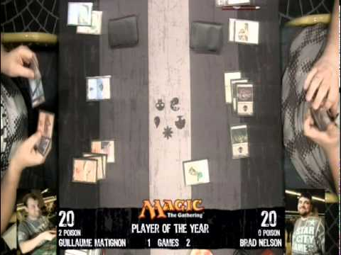 Pro Tour Paris 2011: Player of the Year Showdown, Game 4