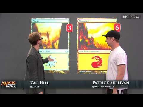 Pro Tour Dragon's Maze Deck Tech: Boros Blitz with Patrick Sullivan