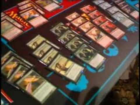 Pro Tour-Hollywood Deck Tech: Red-green Aggro