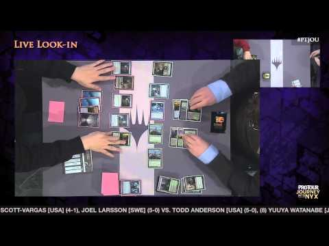 Pro Tour Journey into Nyx - Round 6 (Block) - Andrea Mengucci vs. Andrejs Prost