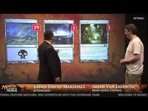 Pro Tour Born of the Gods Modern Deck Tech: Mono-Black Control with Arjan Van Leeuwen