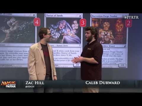 Pro Tour Return to Ravnica Deck Tech: Black-white Tokens with Caleb Durward