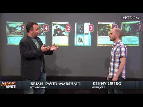 Pro Tour Dragon's Maze Deck Tech: Maze's End with Kenny Öberg