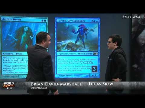 World Magic Cup 2012 Deck Tech: Blue-Green Delver with Lucas Siow