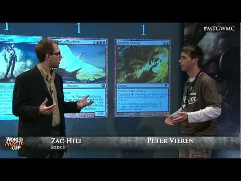 World Magic Cup 2012 Deck Tech: Trading Post with Peter Vieren