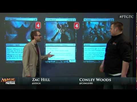 Pro Tour Gatecrash Deck Tech - Mono-Black with Conley Woods