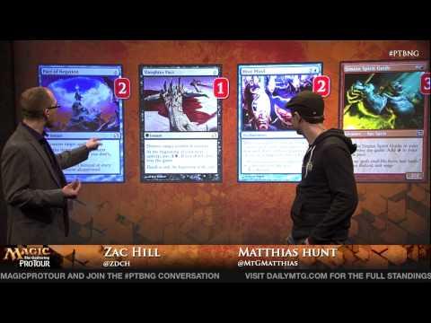 Pro Tour Born of the Gods Modern Deck Tech: Amulet Combo with Matthias Hunt