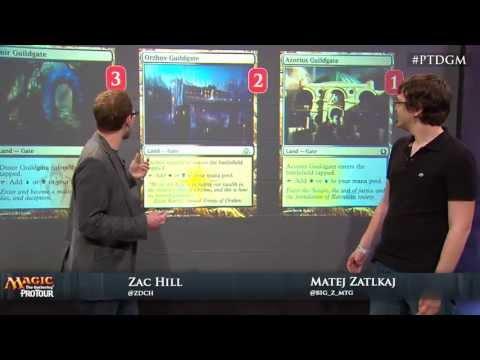 Pro Tour Dragon's Maze Deck Tech: Esper Control with Matej Zatlkaj