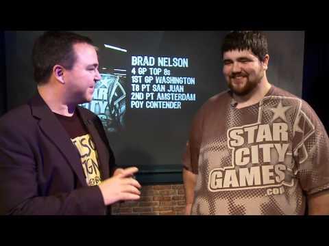 Pro Tour Paris 2011 Deck Tech: Caw-Go with Brad Nelson