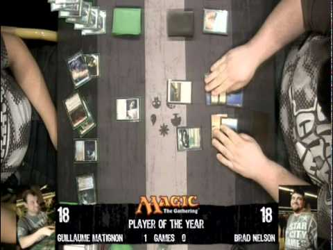 Pro Tour Paris 2011: Player of the Year Showdown, Game 2