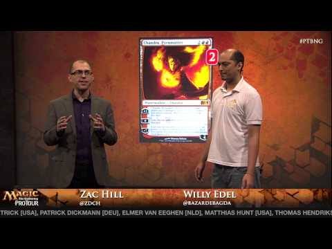 Pro Tour Born of the Gods Modern Deck Tech: Jund With Willy Edel
