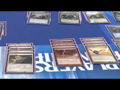 2012 Players Championship Deck Tech: Four-Color Delver with Jun'ya Iyanaga