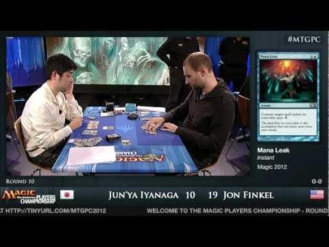 2012 Players Championship: Round 10