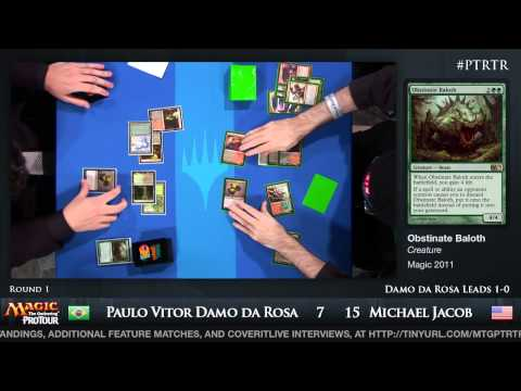 Pro Tour Return to Ravnica: Round 1 (Modern)