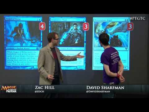 Pro Tour Gatecrash Deck Tech - 'Lucky Charms' with David Sharfman