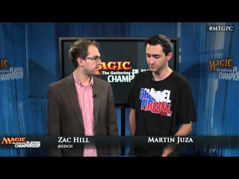 2012 Players Championship Deck Tech: Jund with Martin Juza