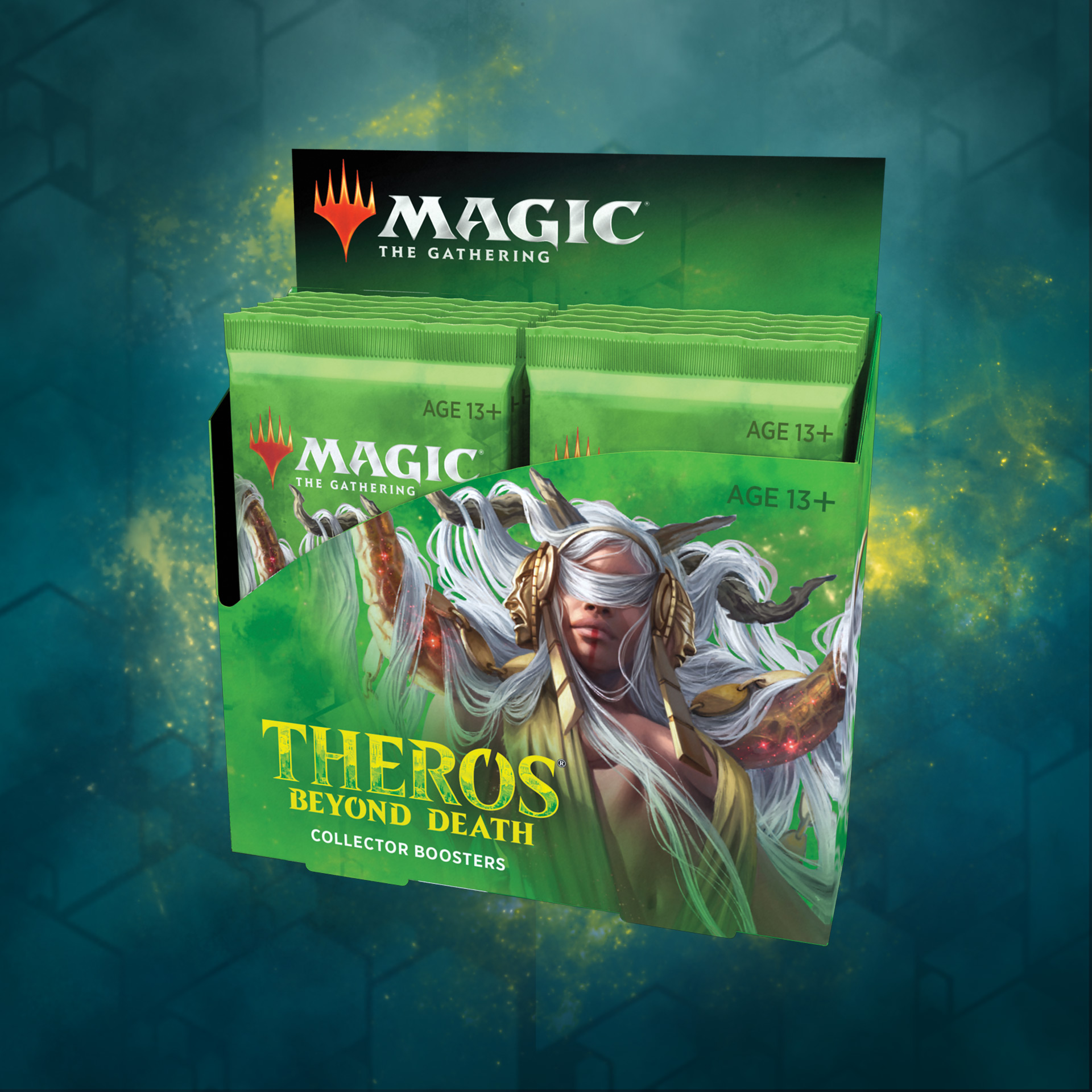 MTG: Theros Beyond Death Collector Booster -  Wizards of the Coast