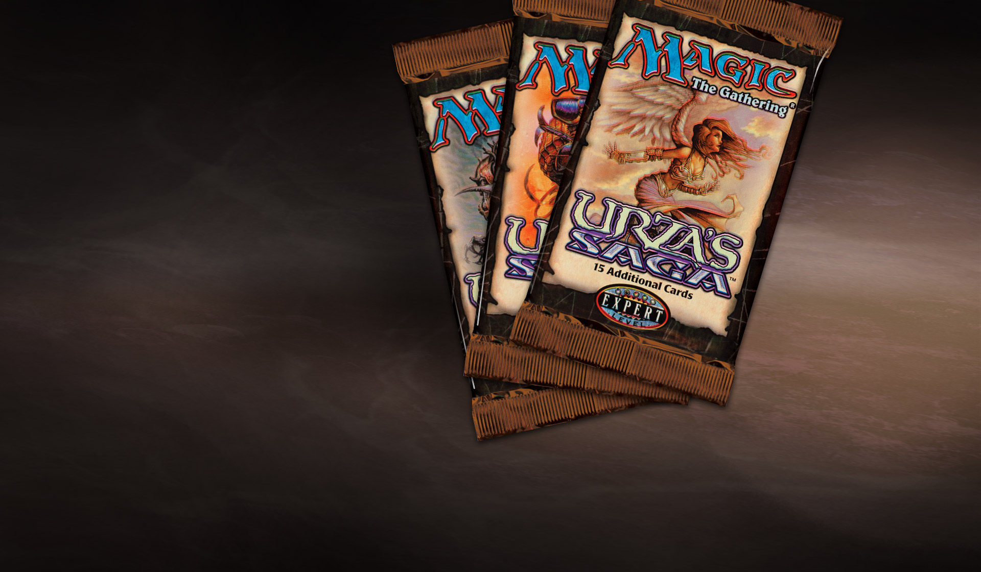 Ice Age Urza/'s Saga Starter Deck Display Guard MTG 5x Acrylic 4th 60011