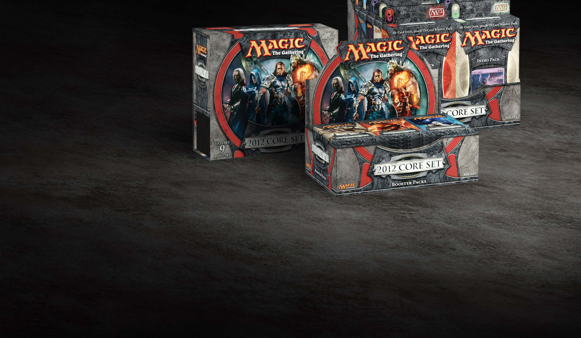 MTG GRAB FOR POWER Theme Deck 2012 Core Set M12 Intro Pack Magic the Gathering