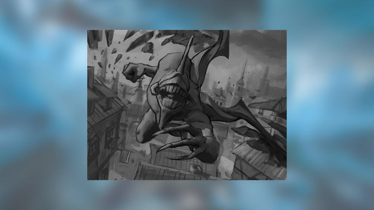 Stonewing Antagonizer - Concept