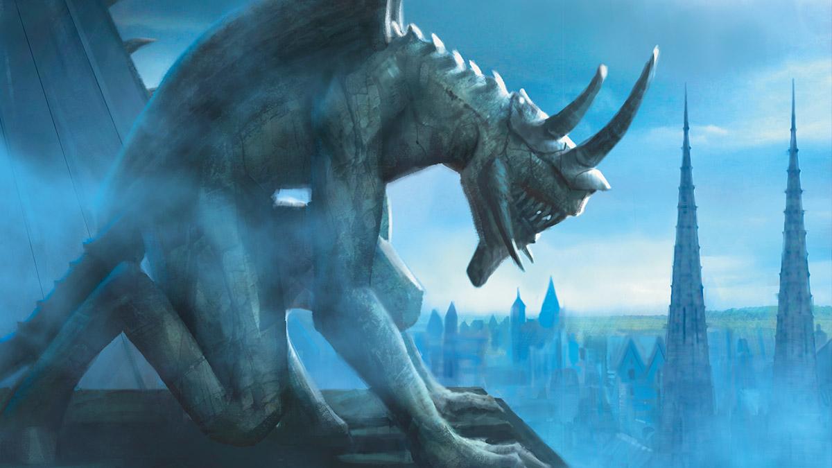 Thraben Gargoyle - Final