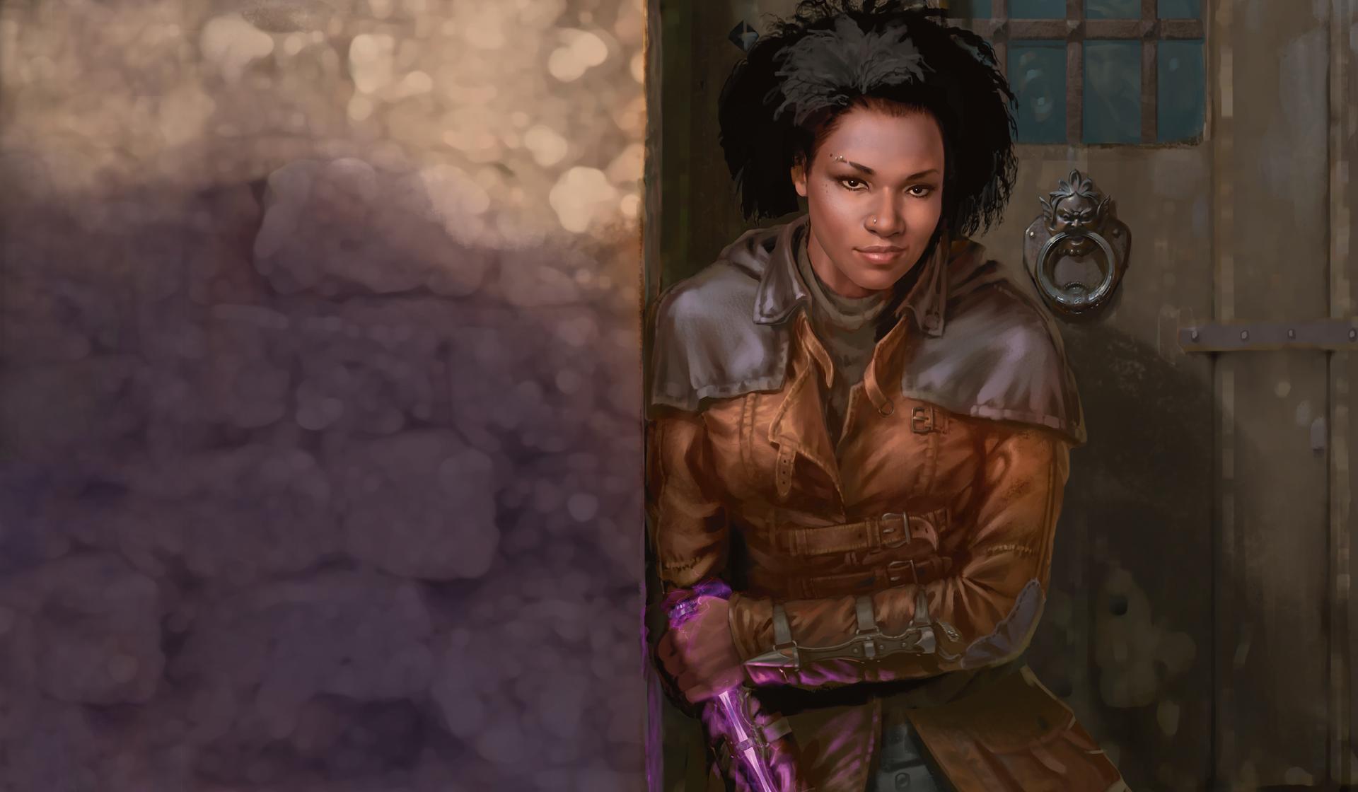 Kaya, Assassina de Fantasmas